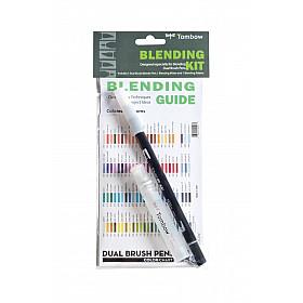 Tombow ABT Dual Brush Blending Kit