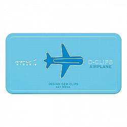 Midori D-Clips - Airplane