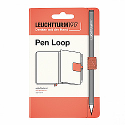 Leuchtturm1917 Pen Loop - Muted Colours - Bellini