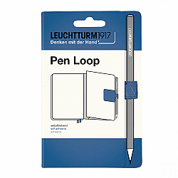 Leuchtturm1917 Pen Loop - Muted Colours - Denim