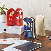 LIHIT LAB HINEMO Stand Pen Pouch