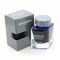 Platinum Mixable Ink Vulpen Inkt - 20 ml - Aurora Blue
