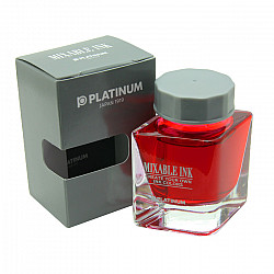 Platinum Mixable Ink Vulpen Inkt - 20 ml - Cyclamen Pink