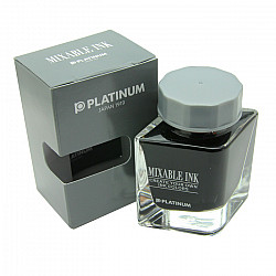 Platinum Mixable Ink Vulpen Inkt - 20 ml - Earth Brown