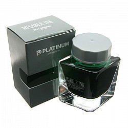 Platinum Mixable Ink Vulpen Inkt - 20 ml - Leaf Green