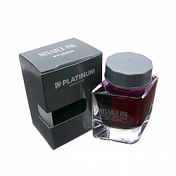 Platinum Mixable Ink Vulpen Inkt - 20 ml - Silky Purple