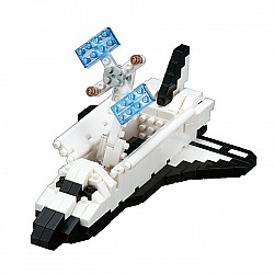 Nanoblock Space Shuttle Orbiter