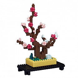 Nanoblock Plum Bonsai
