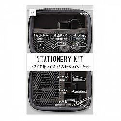 Midori XS Stationery Kit - Set van 6 - Zwart