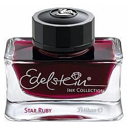 Pelikan Edelstein Vulpen Inktpot - 50 ml - Star Ruby