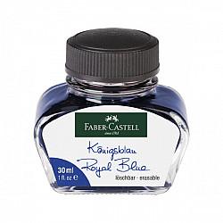 Faber-Castell Vulpen Inktpot - 30 ml - Royal Blue