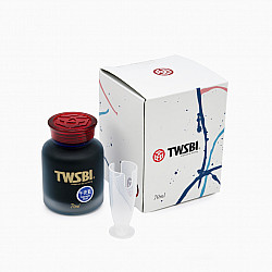 TWSBI Vulpen Inkt Inktpot - 70 ml - Midnight Blue