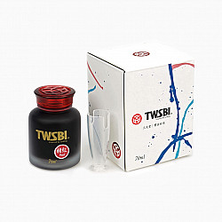 TWSBI Vulpen Inkt Inktpot - 70 ml - Red