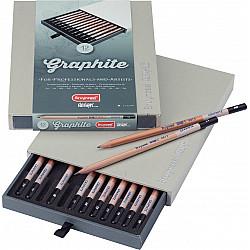 Bruynzeel Graphite Box Potloden - Set van 12