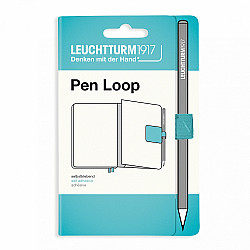 Leuchtturm1917 Pen Loop - Rising Colours - Aquamarine (Limited Edition)