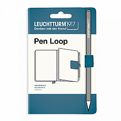 Leuchtturm1917 Pen Loop - Rising Colours - Stone Blue (Limited Edition)