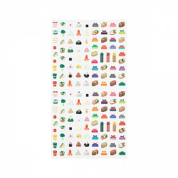 Midori Sticker Collection - Japanese Food