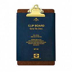 Penco Clip Board - Verticaal - A5 - Gouden Clip
