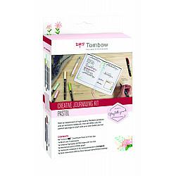 Tombow Creative Journaling Kit - Pastel