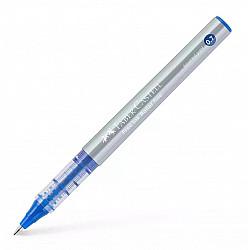 Faber-Castell Free Ink Roller Fine - Blauw