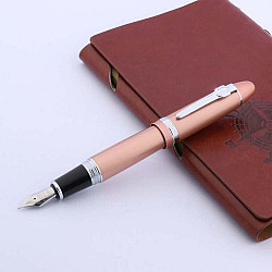 Jinhao 159 Vulpen - Medium - Rose Gold