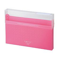 LIHIT LAB Cube Fizz Documentenbox - A4 - Roze
