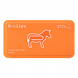 Midori D-Clips - Horse
