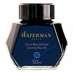 Waterman Vulpen Inktpot - 50 ml - Blauw