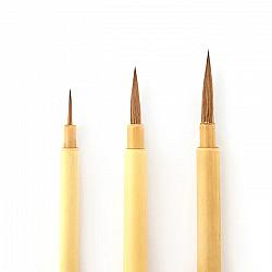 Deleter Menso Brush Penseel - Set van 3