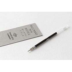 TRAVELER'S Company Brass Ballpoint Pen Navulling