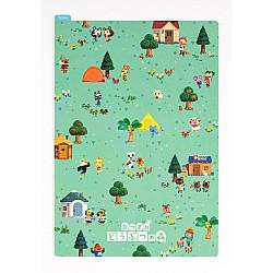 Hobonichi Pencil Board - Cousin A5 (Animal Crossing - New Horizons)