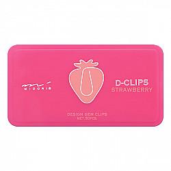 Midori D-Clips - Strawberry