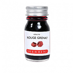 J. Herbin Mini Inktpot - 10 ml - Rouge Grenat