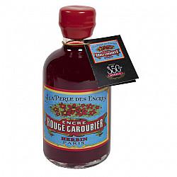 J. Herbin Vulpen Inkt - XXL Inktpot van 500 ml - Rouge Caroubier - 350 Years Limited Edition