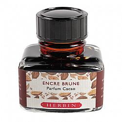 J. Herbin Vulpen Inkt - 30 ml - Cacao Bruin - Met cacao geur