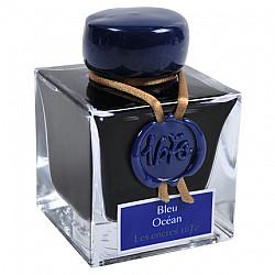 J. Herbin Limited Edition '1670' Inktpot - Bleu Océan