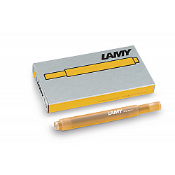 LAMY T 10 Vulpen Vulling - Mango (Set van 5) - 2020 Special Edition