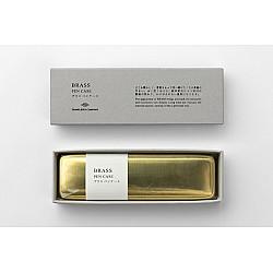 TRAVELER'S Company Brass Pen Etui