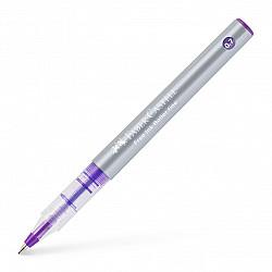 Faber-Castell Free Ink Roller Fine - Paars/Violet