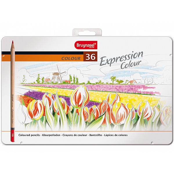 Bruynzeel Expression Kleurpotloden