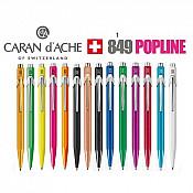 Caran d'Ache 849 Popline