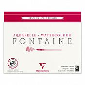 Clairefontaine Fontaine Watercolour Aquarelpapier