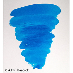 Diamine Drawing & Calligraphy Inkt - 30 ml - Peacock