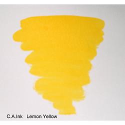 Diamine Drawing & Calligraphy Inkt - 30 ml - Lemon Yellow