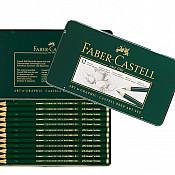 Faber-Castell 9000 Potloden