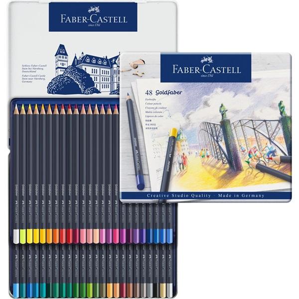 Faber-Castell Goldfaber Creative Studio Potloden