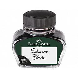 Faber-Castell Vulpen Inktpot - 30 ml - Zwart