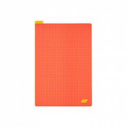 Hobonichi Pencil Board - Planner/Original (Warm Red x Yellow)