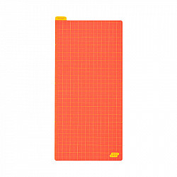 Hobonichi Pencil Board - Weeks (Warm Red x Yellow)