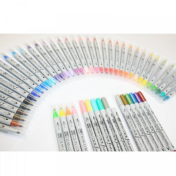 Kuretake ZIG Clean Color f Viltstiften